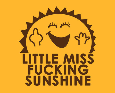 Little Miss Sunshine Tee