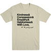 And With Love Men's Tee