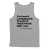 And With Love Tank Top
