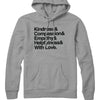 And With Love (PG Version) Hoodie
