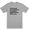 And With Love (PG Version) Men's Tee