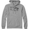Resist Fear, Assist Love Hoodie