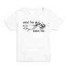 Resist Fear, Assist Love Kid's Tee