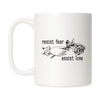Resist Fear, Assist Love Mug