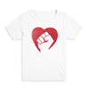 Hearts and Fists Kid's Tee