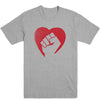 Hearts and Fists Men's Tee [Free Code: heartsandfists]
