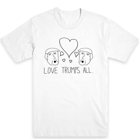 Love Trumps All Men's Tee