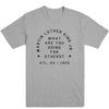 MLK What Are You Doing For Others? Men's Tee