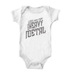 More Heavy Metal Onesie