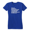 Words We Say Women's Tee