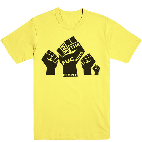 The People's Fist Men's Tee