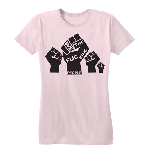 The People's Fist Women's Tee