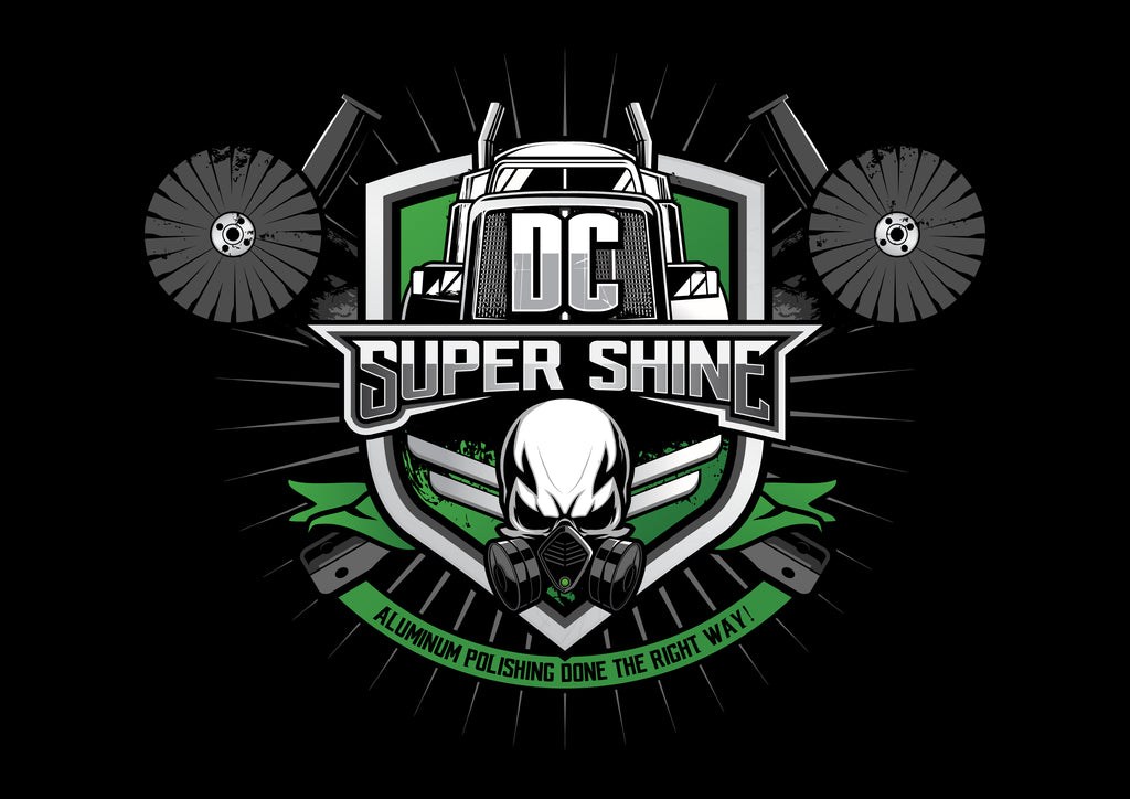 "How to polish Aluminum ""THE RIGHT WAY"" – DC Super Shine"