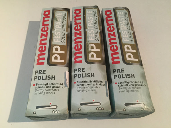 439T Prepolish Menzerna compound bars
