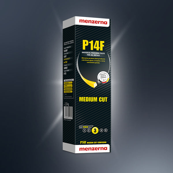 Menzerna P14F compound bar