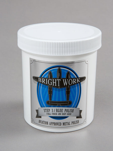 Brightworks finishing paste