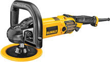 "DEWALT DWP849X POLISHER (7""/9"" VARIABLE SPEED POLISHER)"