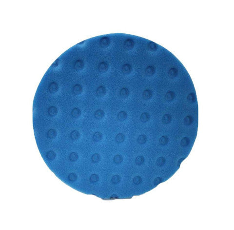 Lake Country CCS Blue foam finishing pad
