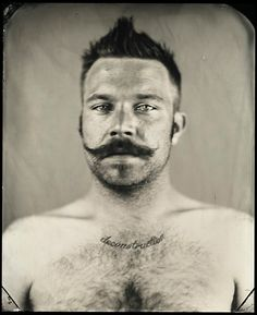 How To Grow A Handlebar Mustache Pugilist Brand Beard Care