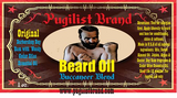 Original Beard Oil - Buccaneer Blend - Pugilist Brand - Beard Care, Mustache Wax & Gentlemen's Grooming Products - 4
