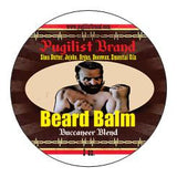 Beard Balm - Buccaneer Blend - Pugilist Brand - Beard Care, Mustache Wax & Gentlemen's Grooming Products - 5