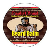 Beard Balm - Cedar Atlas Shrugged - Pugilist Brand - Beard Care, Mustache Wax & Gentlemen's Grooming Products - 4