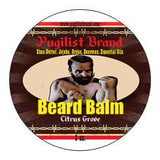 Beard Balm - Citrus Grove - Pugilist Brand - Beard Care, Mustache Wax & Gentlemen's Grooming Products - 3