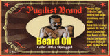 Original Beard Oil - Cedar Atlas Shrugged - Pugilist Brand - Beard Care, Mustache Wax & Gentlemen's Grooming Products - 3
