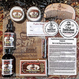 Beardsman's Heavy Bag - Pugilist Brand - Beard Care, Mustache Wax & Gentlemen's Grooming Products - 2