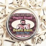 Beard Balm - Buccaneer Blend - Pugilist Brand - Beard Care, Mustache Wax & Gentlemen's Grooming Products - 2