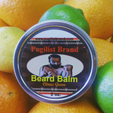 Beard Balm - Citrus Grove - Pugilist Brand - Beard Care, Mustache Wax & Gentlemen's Grooming Products - 5