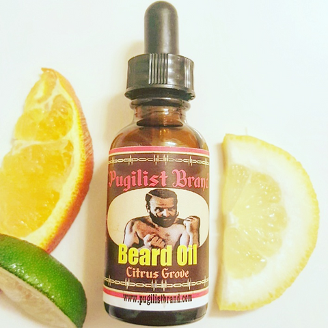 Original Beard Oil - Citrus Grove