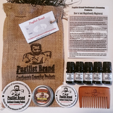 Beardsman's EDC Kit - Pugilist Brand - Beard Care, Mustache Wax & Gentlemen's Grooming Products - 1