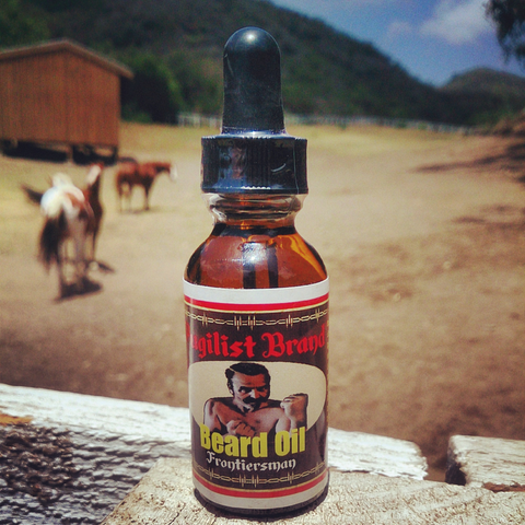 Exotic Beard Oil - Frontiersman