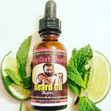 Exotic Beard Oil - Mojito - Pugilist Brand - Beard Care, Mustache Wax & Gentlemen's Grooming Products - 1