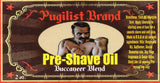Pre-shave Oil - Buccaneer Blend - Pugilist Brand - Beard Care, Mustache Wax & Gentlemen's Grooming Products - 3