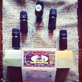 The Six Pack : Beard Oil & Soap Sample Kit - Pugilist Brand - Beard Care, Mustache Wax & Gentlemen's Grooming Products - 2