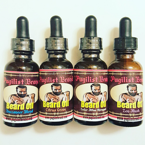 Trifecta Plus Beard Oil Kit