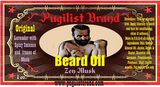 Original Beard Oil   -  Zen Musk - Pugilist Brand - Beard Care, Mustache Wax & Gentlemen's Grooming Products - 2