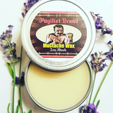 Mustache Wax - Zen Musk - Pugilist Brand - Beard Care, Mustache Wax & Gentlemen's Grooming Products - 1