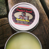 Mustache Wax - Buccaneer Blend - Pugilist Brand - Beard Care, Mustache Wax & Gentlemen's Grooming Products - 2