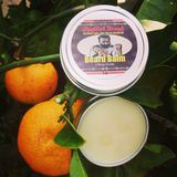 Beard Balm - Citrus Grove - Pugilist Brand - Beard Care, Mustache Wax & Gentlemen's Grooming Products - 2