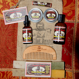 Beardsman's Heavy Bag - Pugilist Brand - Beard Care, Mustache Wax & Gentlemen's Grooming Products - 3