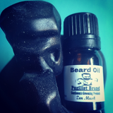 Original Scents Beard Oil Sampler Pack - Pugilist Brand - Beard Care, Mustache Wax & Gentlemen's Grooming Products - 5