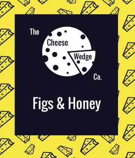 Fig & Honey/ Honey Cheese/ Fig Cheese/ Local Cheeses/ Fruity Cheese