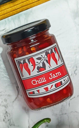 Chilli Jam/ Chilli Chutney/ Sweet Chilli Relish/ Spicy Sauce/ Chilli