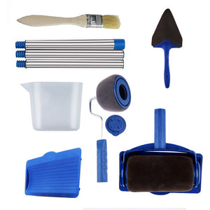 Multifunctional paint roller brush tools 8/9 Set