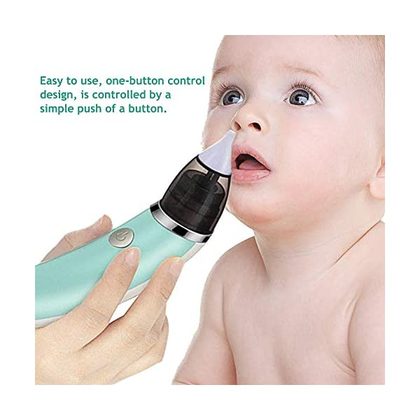 Electric Baby Nasal Aspirator Kit