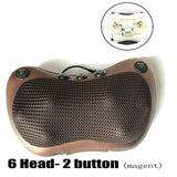 Relaxation Massage Electric Pillow Vibrator