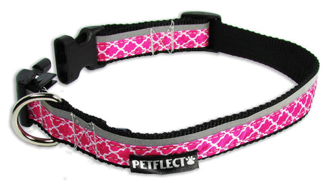 Girls Just Want to Have Fun Reflective Collars